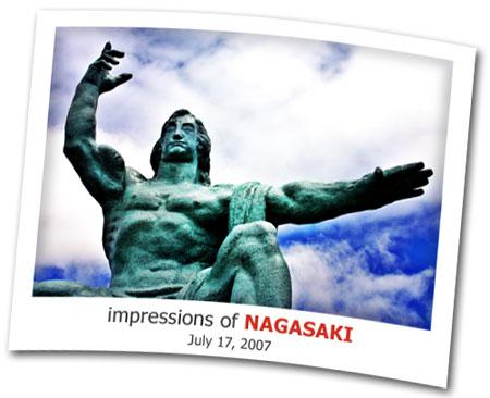 2007.07.14 Nagasaki Peace Prk