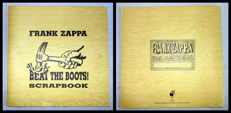 Frank Zappa: Beat the Boots II (book)