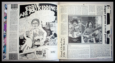 Frank Zappa: Beat the Boots II (book inside 2)