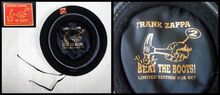 Frank Zappa: Beat the Boots II (beret)