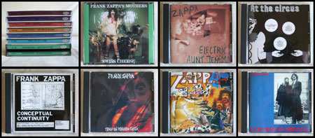 Frank Zappa: Beat the Boots II (CDs)
