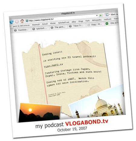 2007.10.19 VLOGABOND.tv