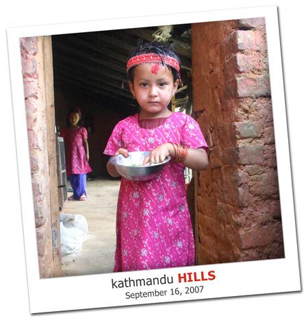 2007.09.16 Into The Kathmandu Hills