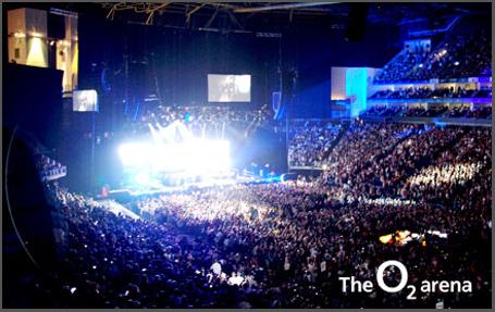 2007.11.02 London's O2