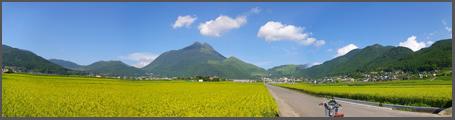 2007.11.12 Yufudake Panorama