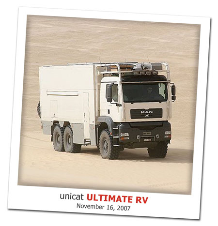 2007.11.16 UNICAT: Ultimate RV