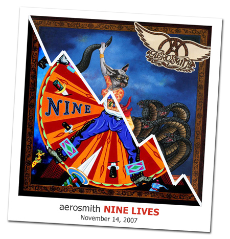 2007.11.14 Aerosmith's Nine Lives