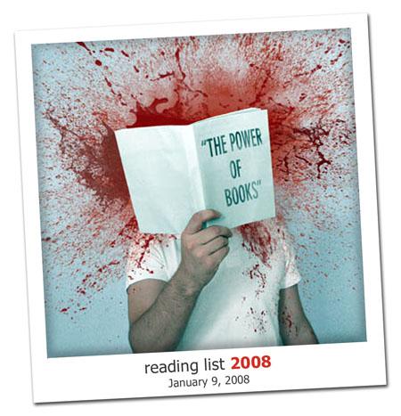 2008.01.09 Reading List