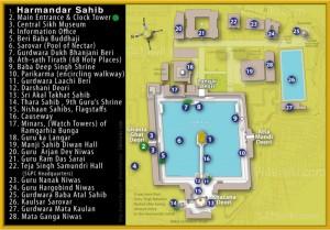Harmandir Sahib Plan