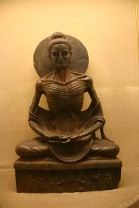 Fasting Buddha @ Lahore Museum