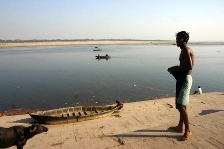 Ganga Bath